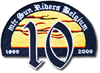 Badge 10 jaar